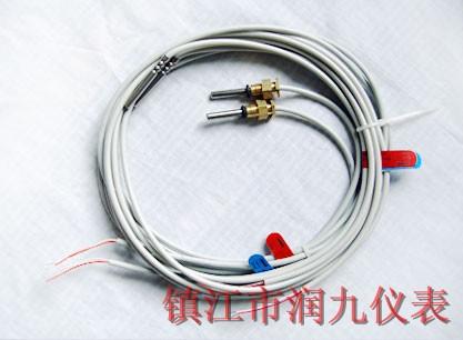 本质安全防爆测温系统用补偿导线或电缆采用低电容,低电感材料结构